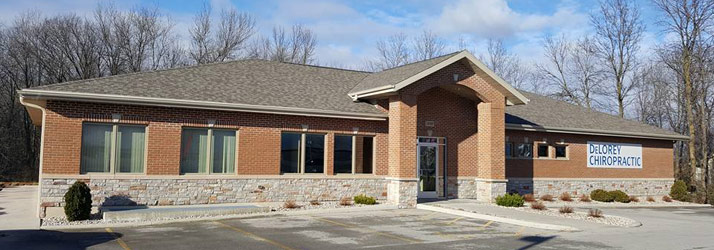 Chiropractic De Pere WI Office Building